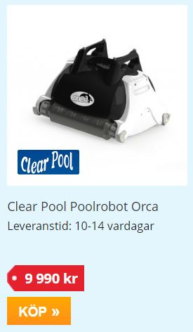 Clear Pool Polrobot