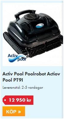 active pool poolrobot