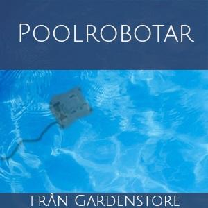 poolrobotar från gardenstore