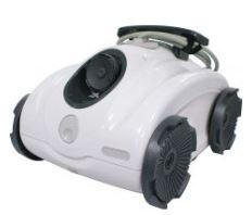 Billig och enkel poolrobot