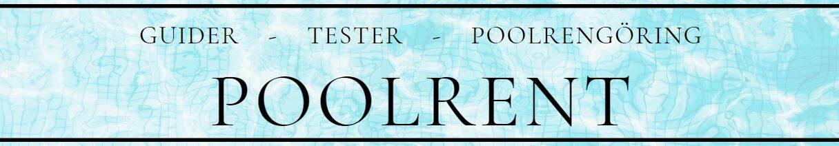 Pooldammsugare och poolrobot – Guider, Köpråd och utbud